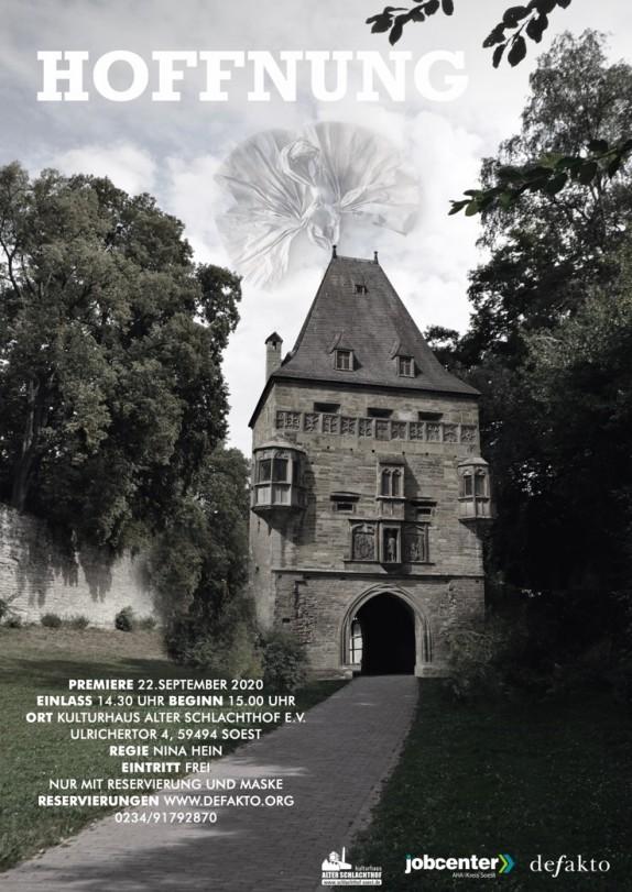 Plakat lebens:ART Soest
