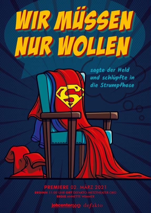 Plakat Freiburg