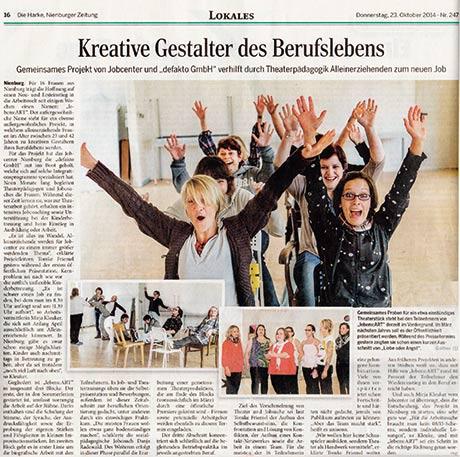 Über lebens:Art in Nienburg