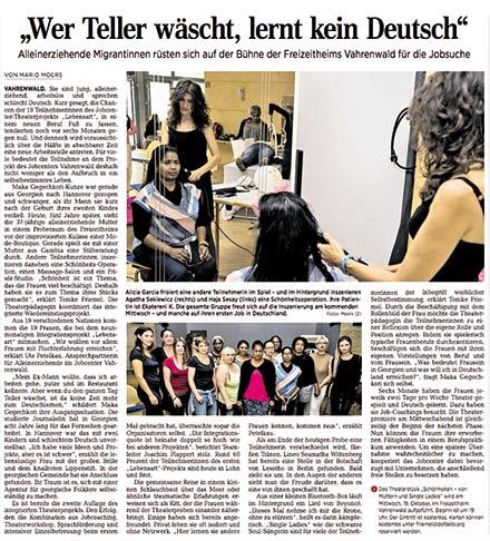lebens:Art Hannover im Stadt-Anzeiger